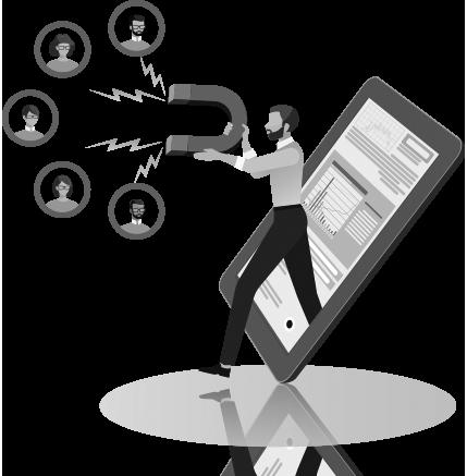 marketing digital UX DESIGN